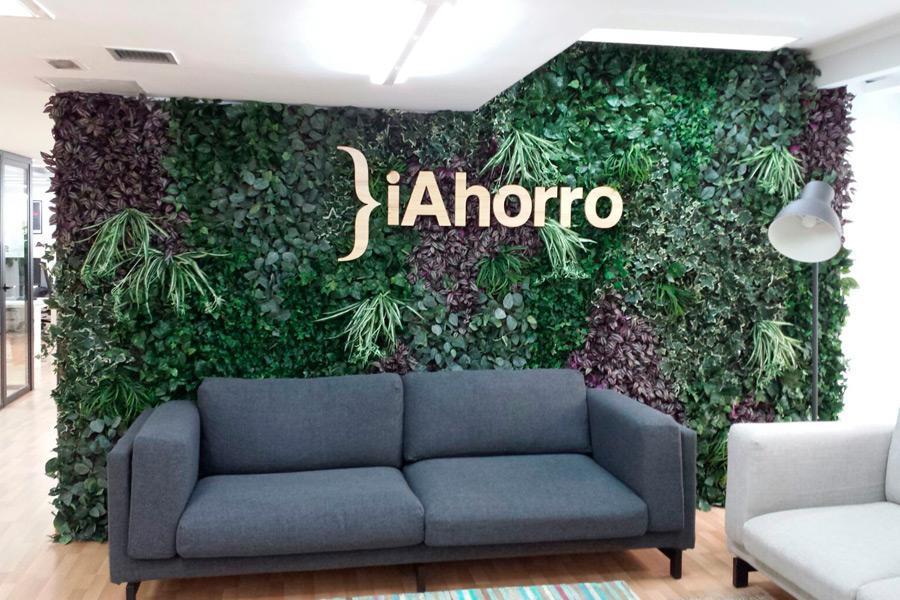 Letras Corpóreas iAhorro